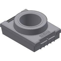 Диком 17.0016-000. Держатель инструмента HSK – А80 / С80 / E80 / F80 / B100, 55x100x137 мм