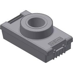 Диком 17.0022-000. Держатель инструмента ISO 35 / SK35 / Morse 4, 55x55x137 мм