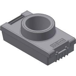 Диком 17.0024-000. Держатель инструмента ISO 45 / SK45 / Morse 5, 55x75x137 мм