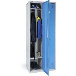Диком 31.1056-071. Шкаф гардеробный ОД-423 (2 замка), 2000x800x500 мм