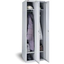 Диком 31.1207-***. Шкаф гардеробный ОД-327 (цветные двери), 1800x600x500 мм