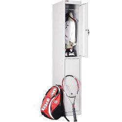 Диком 31.1213-***. Шкаф секционный КД-812 доп. (цветные двери), 1800x300x500 мм