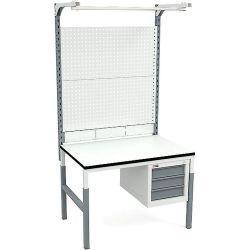 Диком 5222. Стол монтажный СР-М-100-04, 2240x1035x700 мм