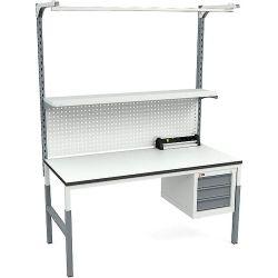 Диком 5601. Стол монтажный СР-М-150/90-03, 2240x1535x900 мм