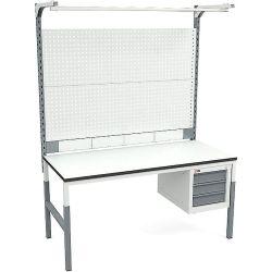 Диком 5607. Стол монтажный СР-М-150/90-04, 2240x1535x900 мм