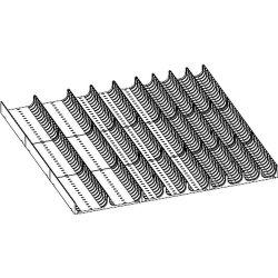 Диком 7988. Лоток пластмассовый d микс ESD: Комплект-01 (3 шт.+ 3 шт.+ 3 шт.)