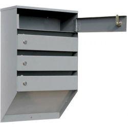 Металлический почтовый ящик ЯПС-4